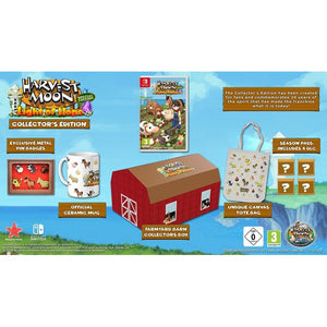 Nintendo Switch Harvest Moon: Light of Hope [Collector's Edition]