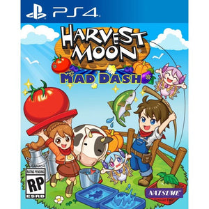 PS4 Harvest Moon: Mad Dash