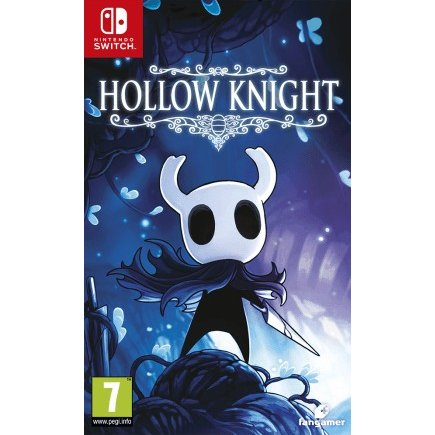 Nintendo Switch Hollow Knight