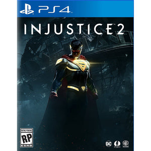PS4 Injustice 2 w DLC Code