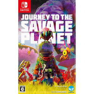 Nintendo Switch Journey to the Savage Planet