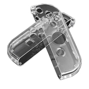 PD Joy-Con Controller Crystal Case for Nintendo Switch [Buy 1 Get 1 FREE]