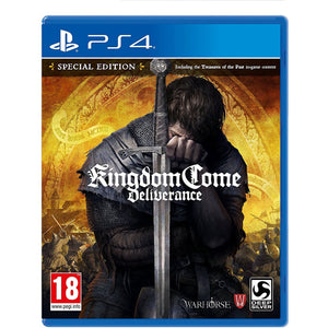 PS4 Kingdom Come: Deliverance