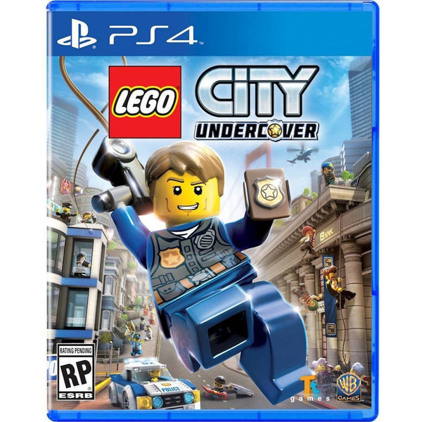 ps4 lego city undercover - shopitree