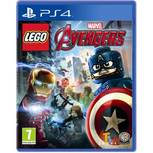 PS4 LEGO Marvel's Avengers (Playstation Hits)