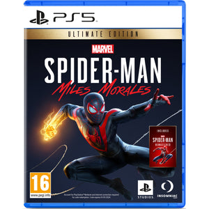 PS5 Spider-Man Miles Morales Ultimate Edition