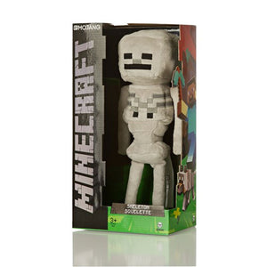 "Minecraft 12"" Skeleton Plush"
