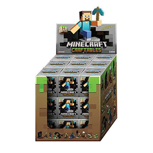 Minecraft Craftables Blind Box Series 1 Case of 27