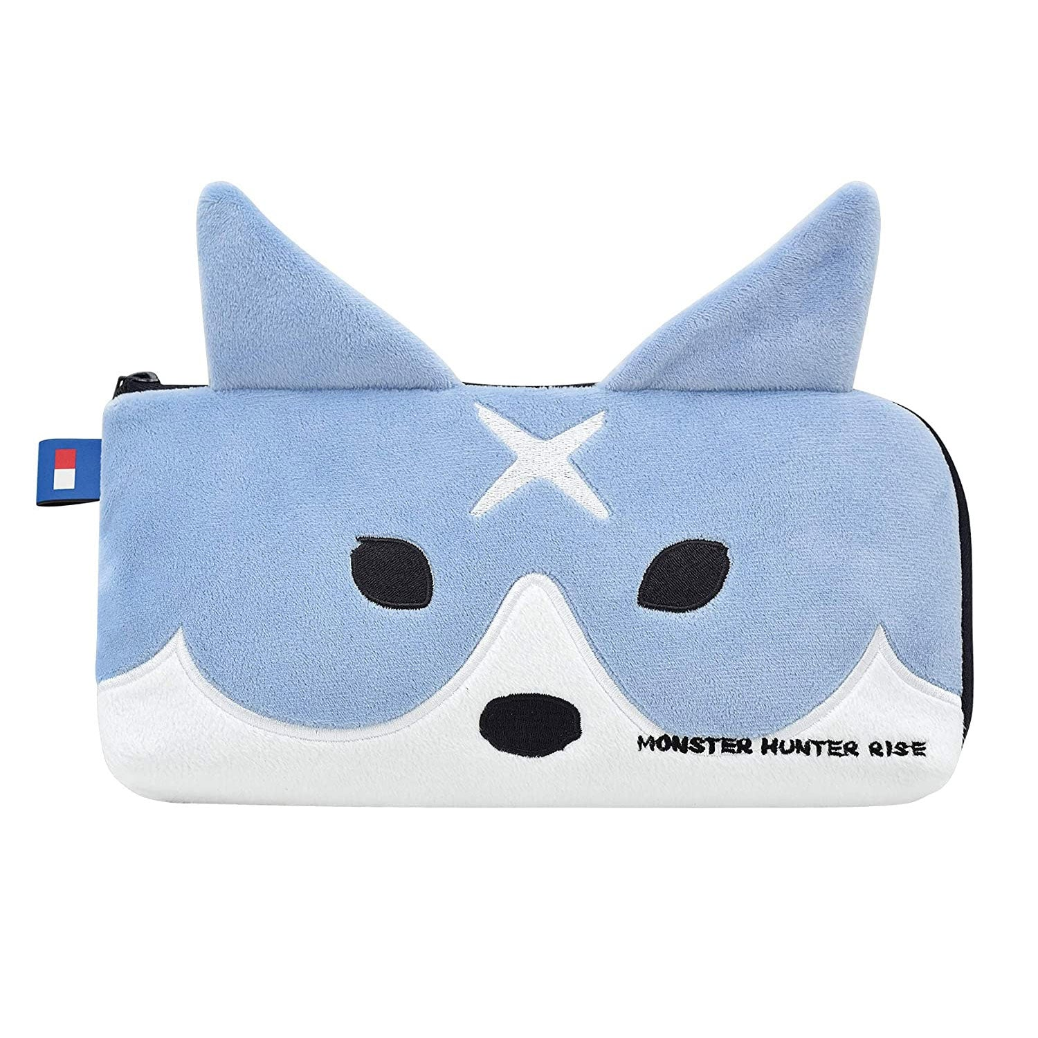 Hori Monster Hunter Rise Hand Pouch for Nintendo Switch / Lite (Palamute)