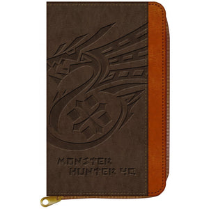 Monster Hunter 4G 3DS Game Card Case