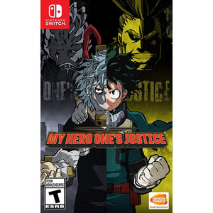 Nintendo Switch My Hero One's Justice