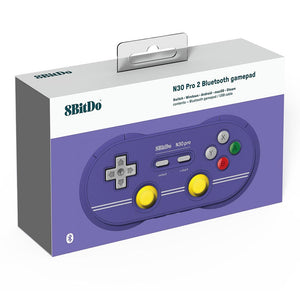 8Bitdo N30 Pro 2 Bluetooth GamePad - C Edition