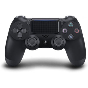 Sony Official DualShock 4 CUH-ZCT2 New Series Wireless Controller for PS4 - Jet Black