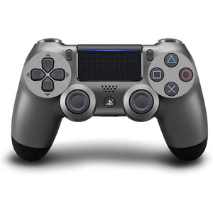 Sony Official DualShock 4 CUH-ZCT2 New Series Wireless Controller for PS4 - Steel Black