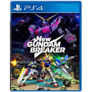 PS4 New Gundam Breaker (Premium Edition Gunpla Figure) [Limited Edition]