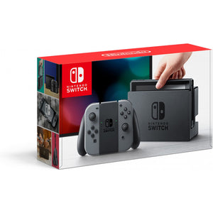 Nintendo Switch Console with Just Dance 17 + Mario Kart 8 Deluxe + Snakebyte Starter Kit +  1 Year Local Warranty