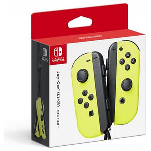 Nintendo Switch Official Joy-Con Controllers + FREE PD Protective Crystal Case