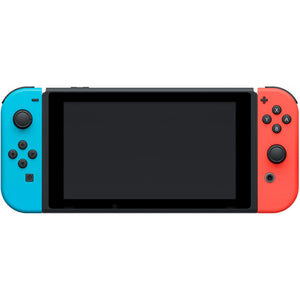 Nintendo Switch Gen 2 Console Combo Deal + 1 Year Warranty by Shopitree (Longer Battery Life)