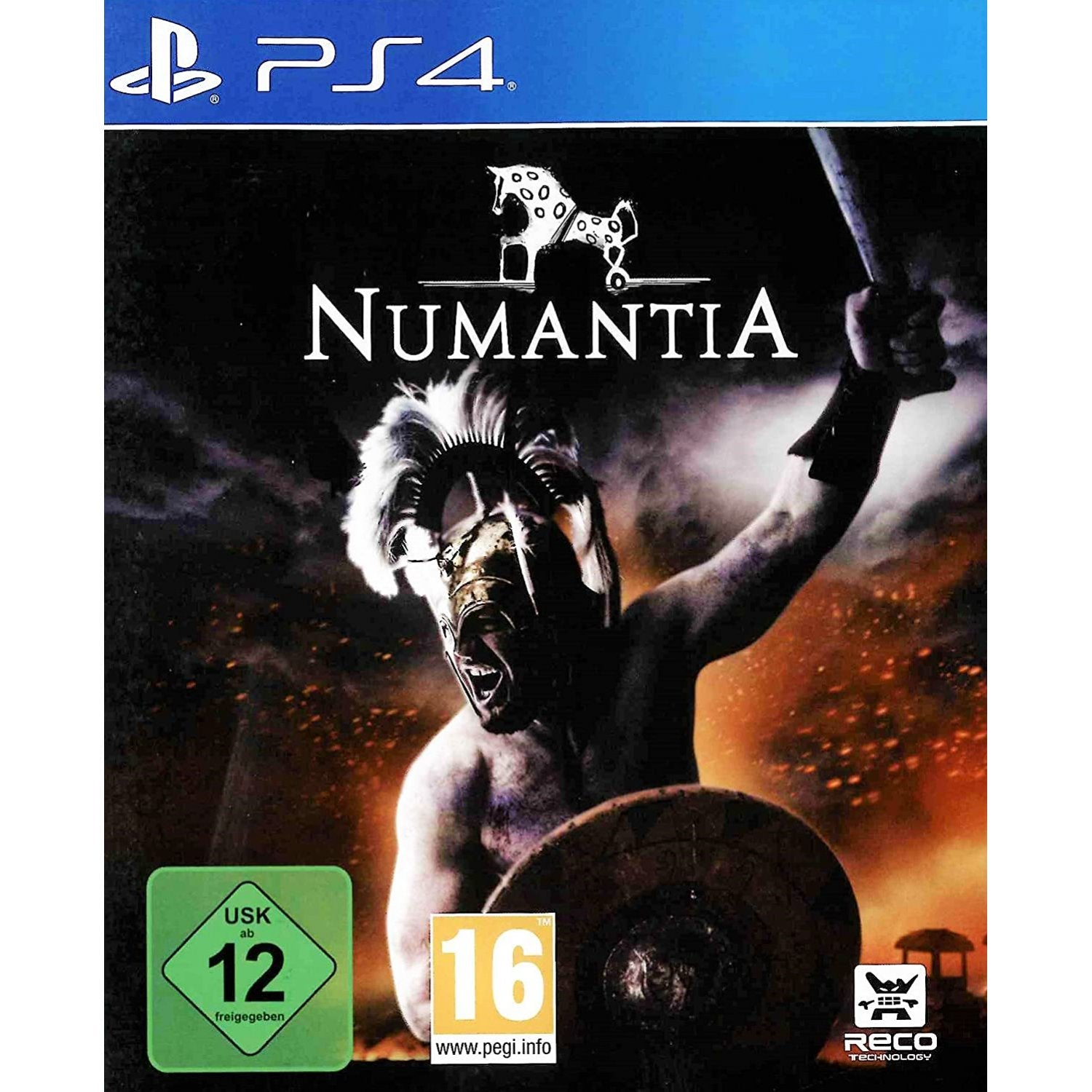PS4 Numantia
