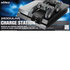NYKO Modular Charge Station for PS4 (First Gen 700X Series)