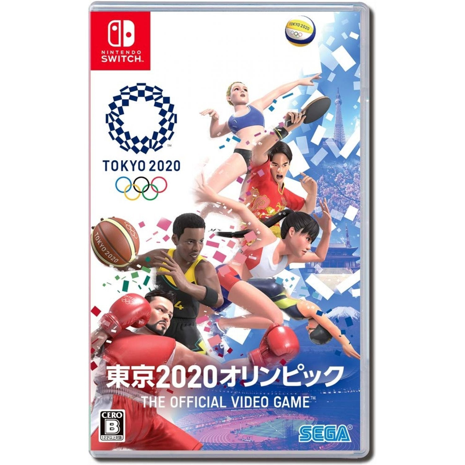 Nintendo Switch Olympic Games Tokyo 2020