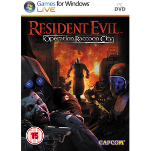 PC Resident Evil: Operation Raccoon City (DVD-ROM)