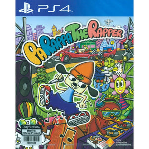 PS4 PaRappa The Rapper