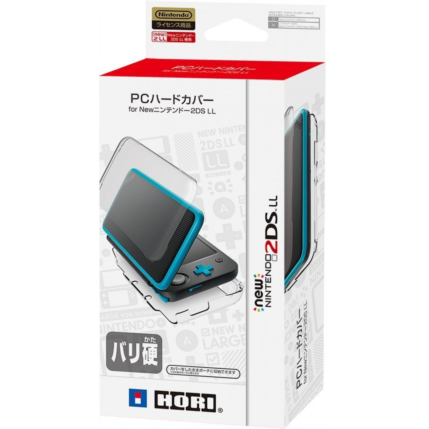 Hori PC Hard Cover for New 2DS LL / XL