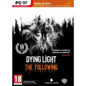 PC Dying Light: The Following - Enhanced Edition