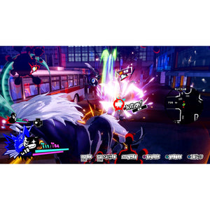 PS4 Persona 5 Scramble: The Phantom Strikers (Chinese)