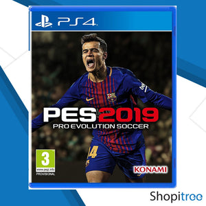 PS4 Pro Evolution Soccer 2019