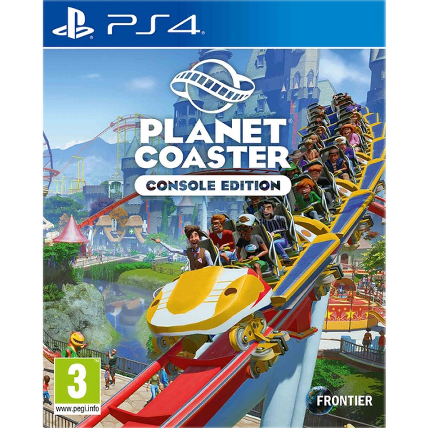 PS4 Planet Coaster [Console Edition]