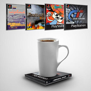 Merchandise - PlayStation Coasters – Volume 1