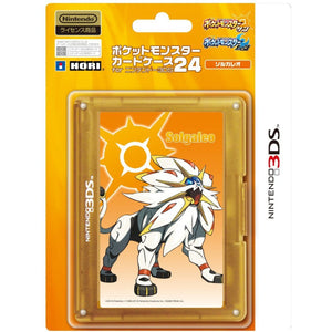 HORI POKEMON CARD CASE 24 For 3DS Game [Solgaleo]
