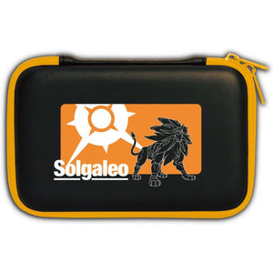 HORI Pokemon Hard Pouch For NEW 3DS LL/XL [Solgaleo]