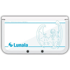HORI Pokemon PC Cover For NEW 3DS LL/XL [Lunala]