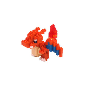 Nanoblock Pokemon Series Lizardon