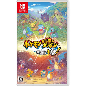 Nintendo Switch Pokemon Mystery Dungeon: Rescue Team DX