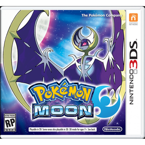 3DS Pokemon Moon