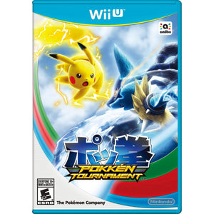 Wii U Pokken Tournament