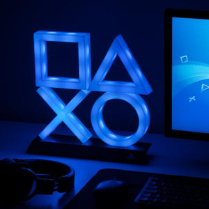 Playstation Icons Light PS5 XL