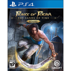 PS4 Prince of Persia: The Sands of Time Remake