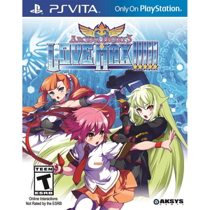 PS Vita Arcana Heart 3: LOVE MAX!!!!!