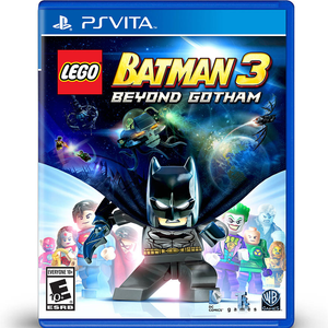 PS Vita LEGO Batman 3: Beyond Gotham