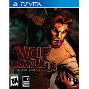 PS VitaThe Wolf Among Us