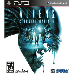 PS3 Aliens: Colonial Marines Limited Edition
