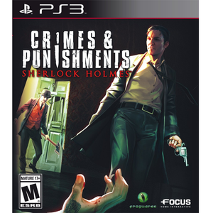 PS3 Crimes & Punishments: Sherlock Holmes