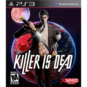 PS3 Killer is Dead Premium Edition
