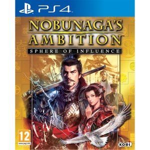 PS4 Nobunaga's Ambition: Sphere of Influence