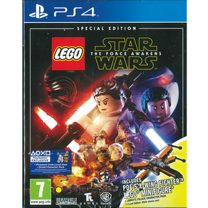 PS4 LEGO Star Wars: The Force Awakens Special Edition